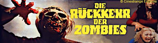 Die Rückkehr der Zombies - Ab Februar als Limited Büsten Edition im Handel