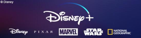 Disney+ - Film- und Serien-Line-up bekannt