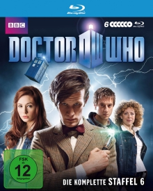 Doctor Who – Die komplette Staffel 6