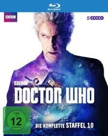 BD Kritik: Doctor Who - Staffel 10