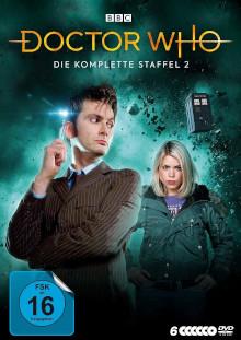 DVD Kritik: Doctor Who - Die komplette Staffel 2