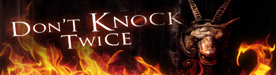 Don´t knock Twice - Ab September für PC, Playstation 4 und Xbox One