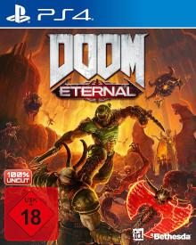 PS4 Kritik: DOOM Eternal - Deluxe Edition