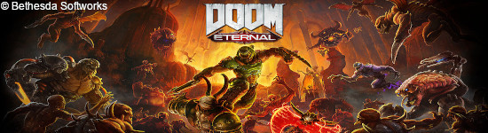 PS4 Kritik: DOOM Eternal - Deluxe Edition