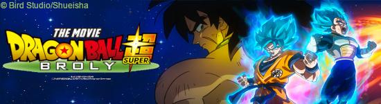 Dragon Ball Super: Broly - deutsche Synchronfassung folgt Ende Juli im Kino