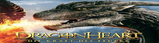 Dragonheart: Die Kraft des Feuers - Ab September auf DVD und Blu-ray