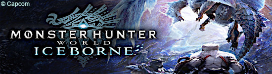 Monster Hunter World: Iceborne - Leon & Claire