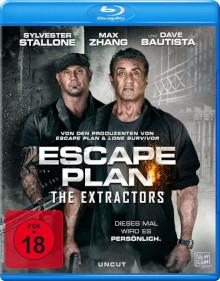 BD Kritik: Escape Plan - The Extractors