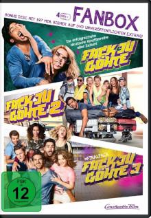 DVD Kritik: Fack Ju Göhte 1-3 - Fan Box