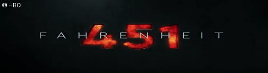 Fahrenheit 451 - Trailer #1