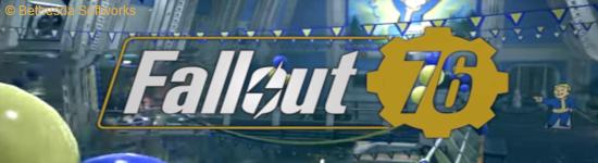 Fallout 76 - Online-Survival-RPG angekündigt