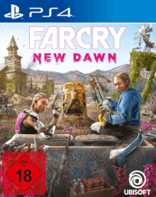 PS4 Kritik: Far Cry New Dawn