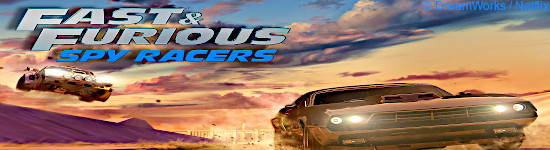 Fast & Furious: Spy Racers - Trailer #1