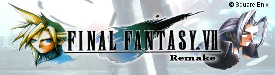 Final Fantasy VII Remake - Release frühstens 2019