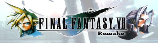 Final Fantasy VII Remake - Release 2018/2019