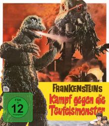 BD Kritik: Frankensteins Kampf gegen die Teufelsmonster