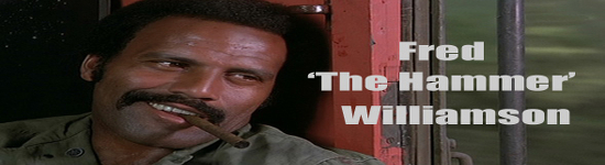"""Interview: Fred """"The Hammer"""" Williamson"""