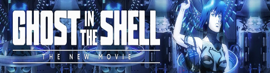 Ghost in the Shell: The New Movie - Ab September auf DVD und Blu-ray