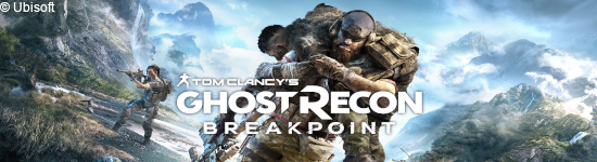 Ghost Recon Breakpoint - Neue Details zur Roadmap