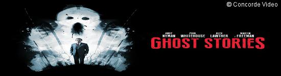 Ghost Stories - Ab September auf DVD und Blu-ray