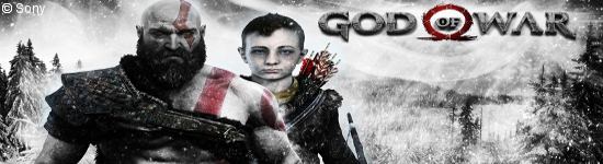 God of War - Story Trailer + Releasetermin