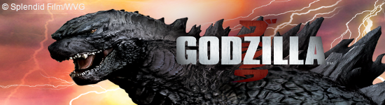 Godzilla Collection - Ab Oktober auf DVD & Blu-ray