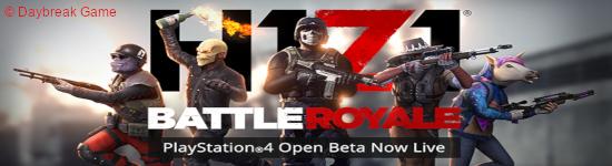 H1Z1: Battle Royale - Open Beta online
