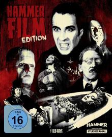 BD Kritik: Hammer Film Edition