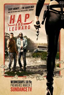 Hap and Leonard - Staffel 1