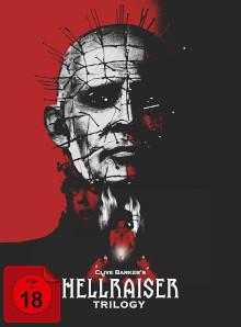 BD Digipak Kritik: Hellraiser - Trilogy