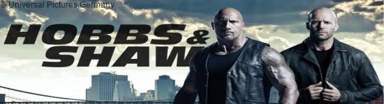 Fast & Furious: Hobbs & Shaw - Trailer #2