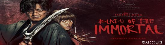 BD Kritik: Blade of the Immortal