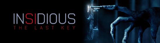 Insidious 4: The Last Key - Ab Juli auf DVD und Blu-ray