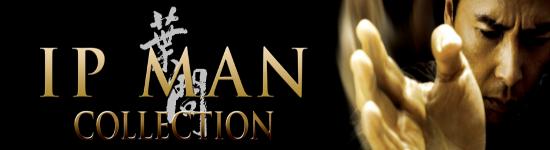 Ip Man - Complete Collection ab Mai auf DVD und BD