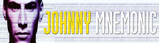 Johnny Mnemonic - Neue Mediabook im Juli