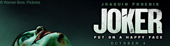 Joker - Ab März auf DVD und Blu-ray