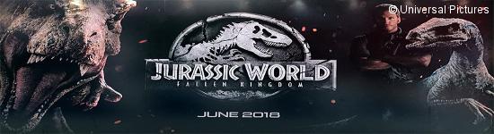 Jurassic World 2 - Ab Oktober auf DVD und Blu-ray