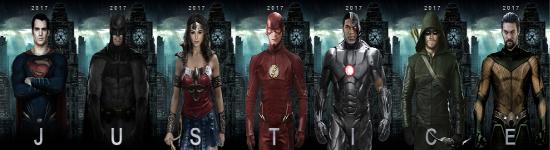 Justice League - Erster Teaser-Trailer