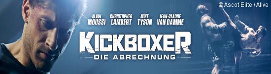 BD Kritik: Kickboxer - Die Abrechnung