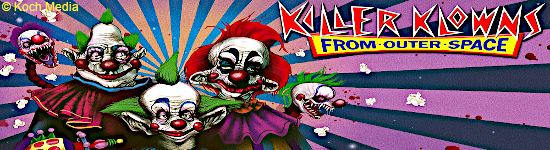 Mediabook Kritik: Killer Klowns from Outer Space