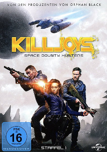 Killjoys - Staffel 1