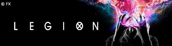 Legion - Dritte Staffel bestellt