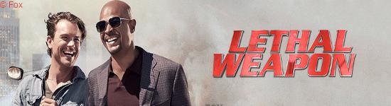 Lethal Weapon - Nach Staffel 3 ist Schluss
