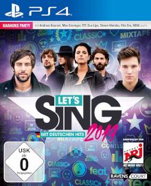 PS4 Kritik: Let's Sing 2019