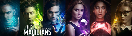 DVD Kritik: The Magicians - Staffel 1