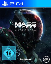 PS4 Kritik: Mass Effect - Andromeda