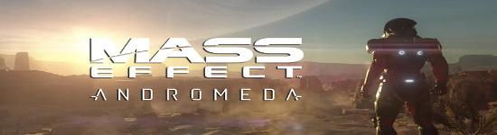 Mass Effect: Andromeda - Eckdaten zu Story und Gameplay