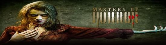 Masters of Horror: Staffel 2 - Ab Februar auf BD