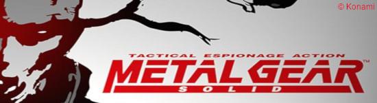 Metal Gear Solid - Drehbuch zum Film ist fertig