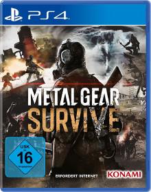 PS4 Kritik: Metal Gear Survive